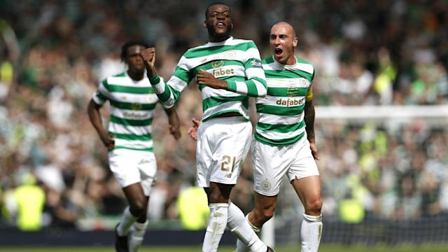Brendan Rodgers' side made history on Saturday by winning a second domestic treble in a row thanks to their Scottish Cup final win