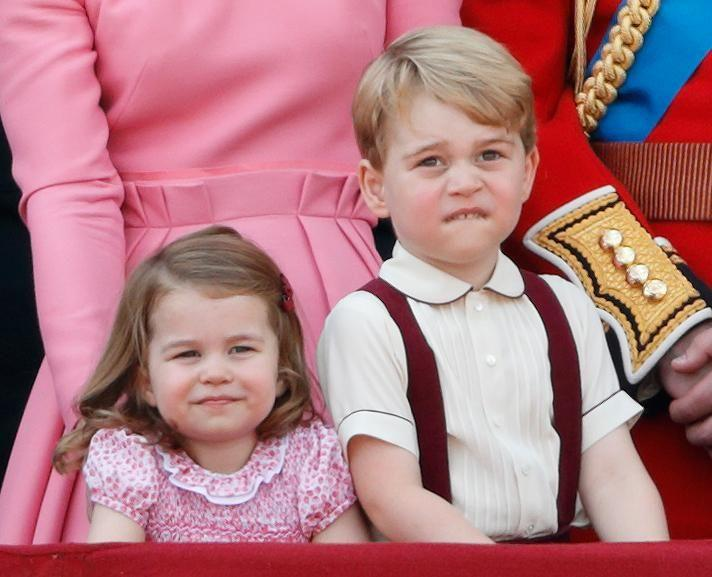 Princess Charlotte's kids will have no HRH title before their names. Photo: Getty Images