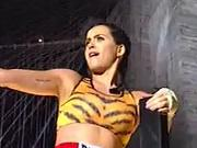 MTV VMAs: Katy Perry Is a Total Ringer With 'Roar' Performance (Video)