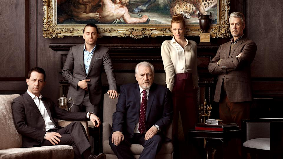 On Succession, likable characters, and the scope of a series (HBO)