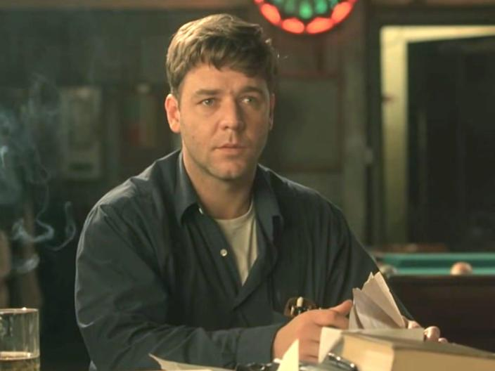 A Beautiful Mind Russell Crowe 2001