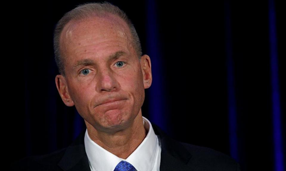 Dennis Muilenburg has paid with his job as Boeing's CEO for his handling of the 737 Max crisis.