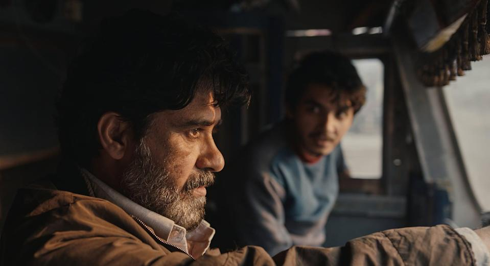 """<p>In this Indian drama, a grieving truck driver has to cope with personal tragedy while facing the very real possibility he could lose his job to a younger intern. </p> <p><strong>When it's available: </strong><a href=""""https://www.netflix.com/title/81381748"""" class=""""link rapid-noclick-resp"""" rel=""""nofollow noopener"""" target=""""_blank"""" data-ylk=""""slk:May 7"""">May 7</a></p>"""