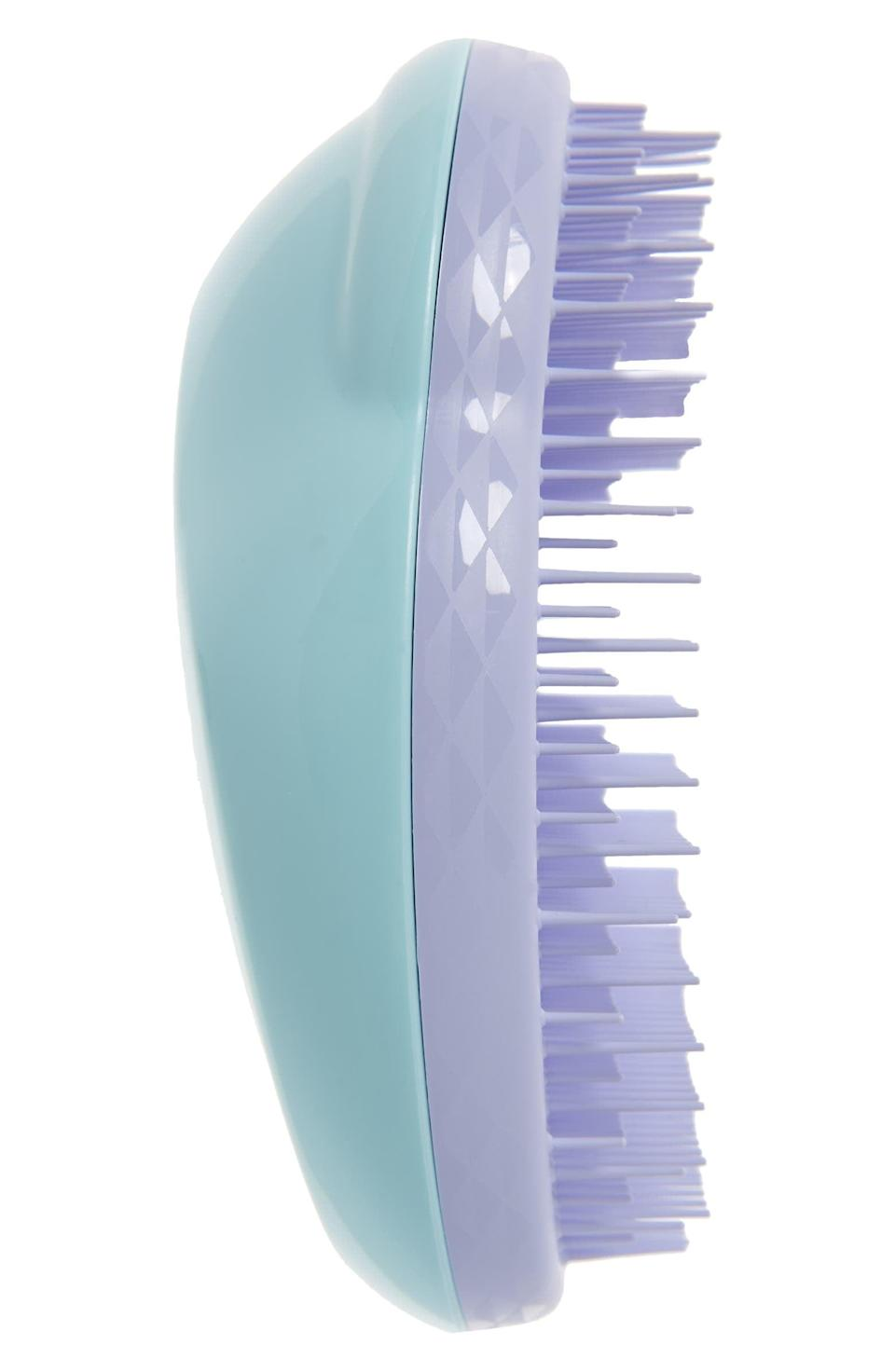 <p>Give your hair the care it deserves with this <span>Tangle Teezer Fine &amp; Fragile Detangling Hairbrush</span> ($12). Instead of struggling to detangle your hair and getting unnecessarily rough, handle it with care. </p>