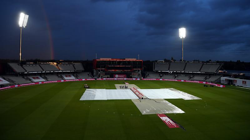 Rain forces abandonment in first England-Pakistan T20 after Tom Banton fireworks