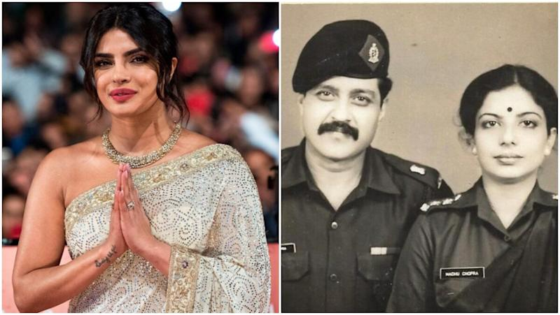 Memorial Day 2020: Priyanka Chopra Says Both Her Parents Served in Indian Army, Shares a Throwback Picture