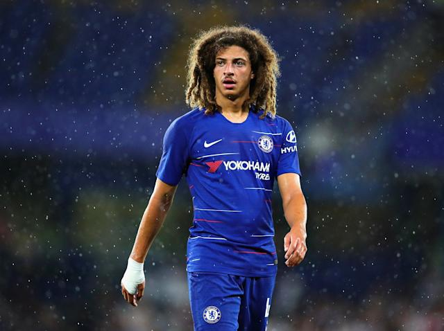 Chelsea hand youngster Ethan Ampadu new five-year contract