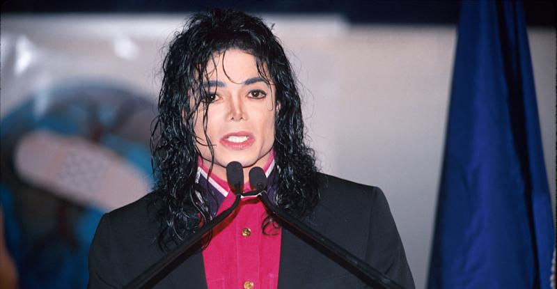 Around the film about Michael Jackson broke the intimate scandal