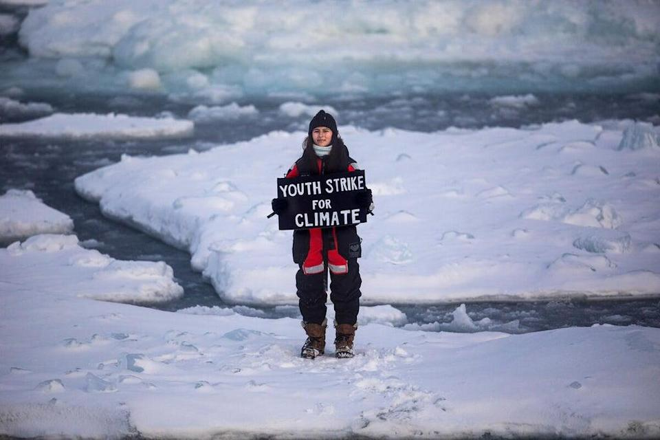 Dr Mya-Rose Craig says the views of young people must be 'at the heart of Cop26' (Daniella Zalcman/Greenpeace)