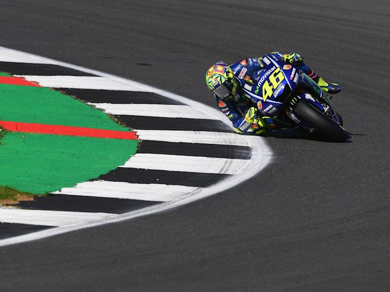 Rossi took part in testing at Misanoon monday and Tuesday (Getty)