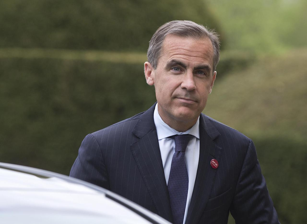 File photo dated 10/05/13 of New Bank of England governor Mark Carney who becomes one of the most powerful central bankers in the world today when he takes the reins at a crucial time for the economy.