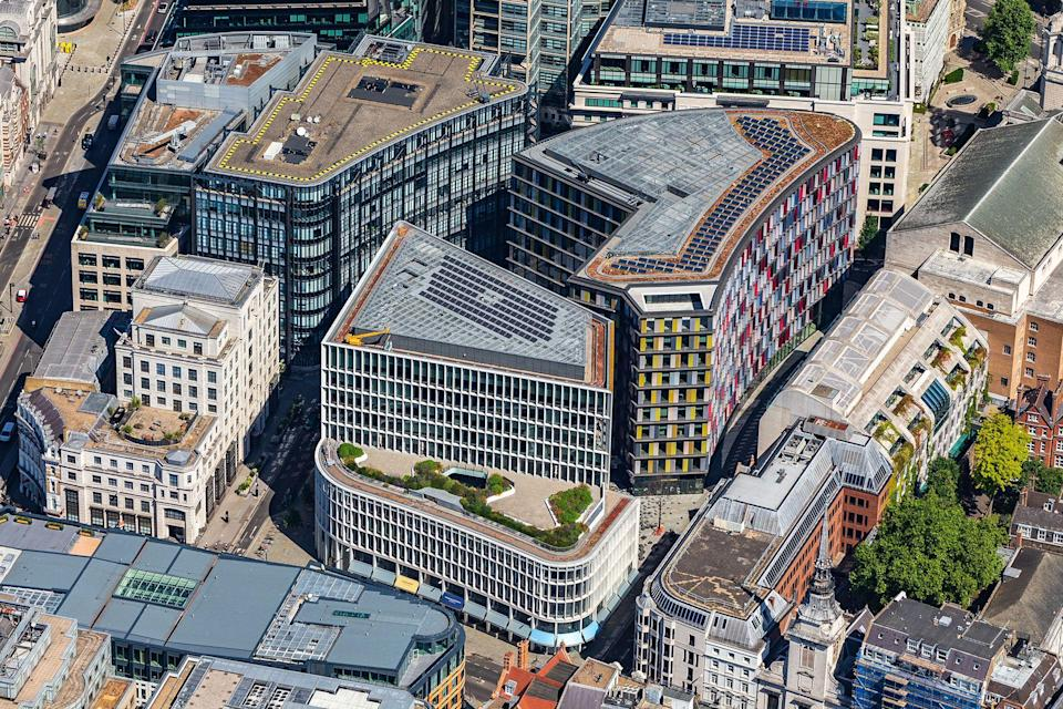 Landsec has exchanged contracts to sell 1 & 2 New Ludgate in London (Landsec)