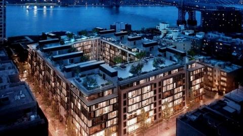 Certain Units in Oosten Condominium Brooklyn, New York to be Tokenized Through UPRETS