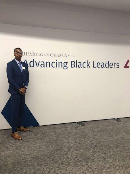 PHOTO: Dacavien Reeves is graduating from Morehouse College with a job offer from JP Morgan. (Dacavien Reeves )