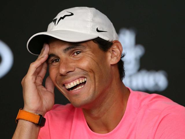 Rafael Nadal admits he is surprised he is still playing at the top: REUTERS