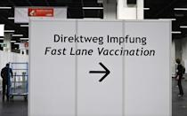 Hope in sight - 'Fast Lane Vaccination'