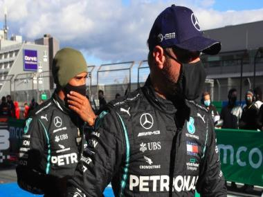Formula 1 2020: Valtteri Bottas says he needs a miracle to stop Lewis Hamilton, but will 'never give up'