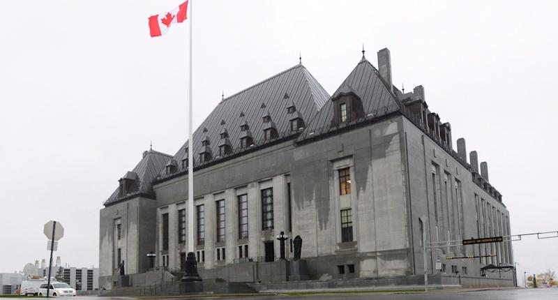 The Supreme Court of Canada has ruled restrictions on expats voting in elections is unconstitutional. Photo from CP.