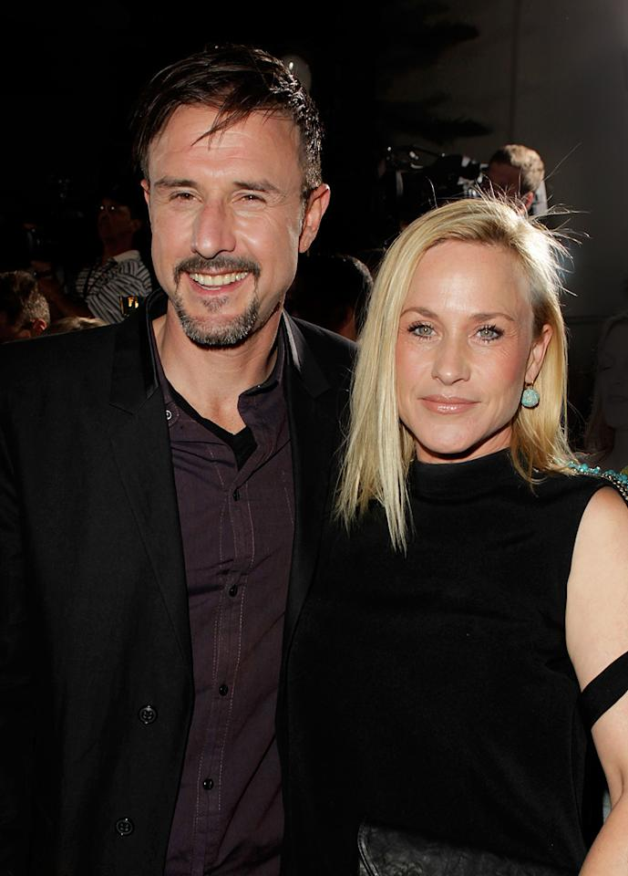 """Actress <a href=""""http://movies.yahoo.com/movie/contributor/1800019008"""">Patricia Arquette</a> (""""Medium"""") took time out of her busy schedule to support her little brother, <a href=""""http://movies.yahoo.com/movie/contributor/1800019202"""">David</a>, at the star-studded premiere."""