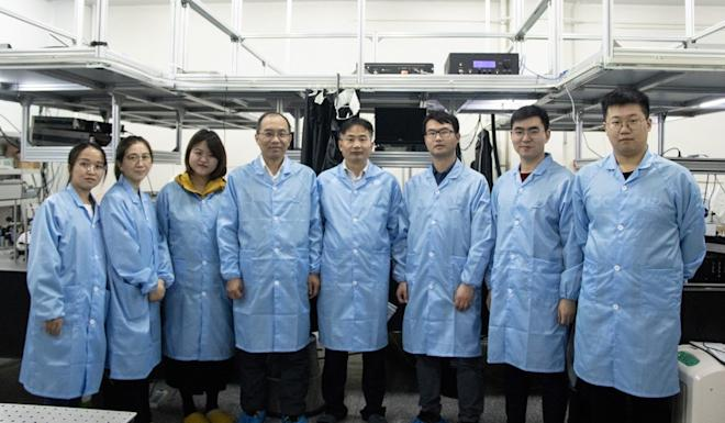 The team says their device could potentially allow scientists to make direct observations of living cells in action. Photo: Chinese Academy of Sciences