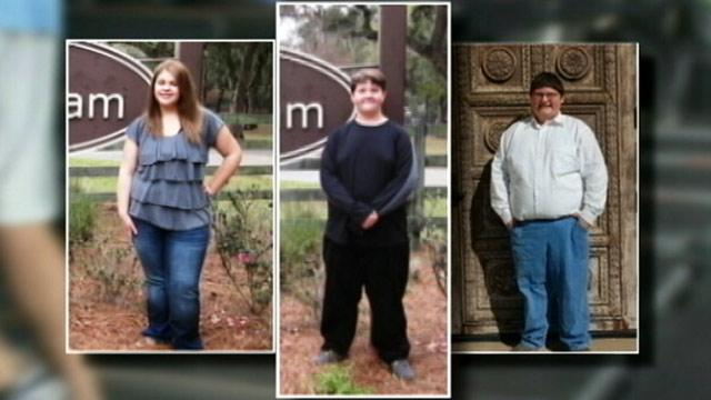 Students Lose Combined 756 Pounds at S.C. Boarding School