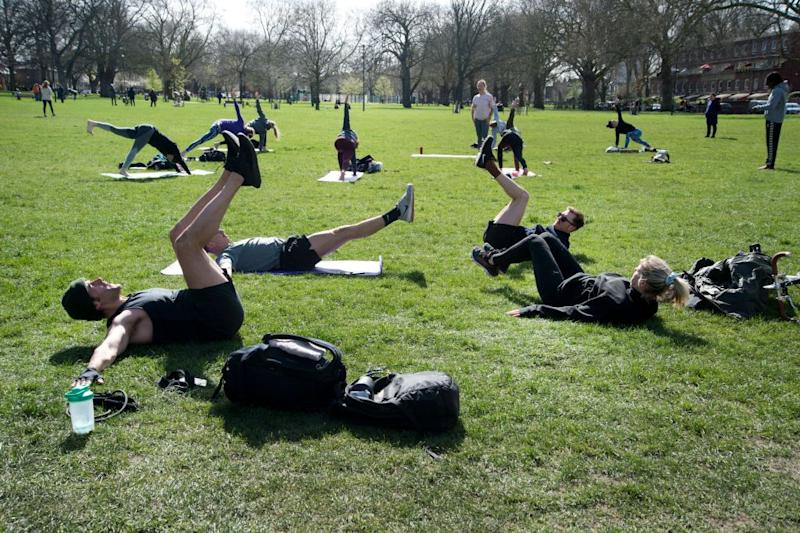 Coronavirus: are the rules on exercising likely to change next week?