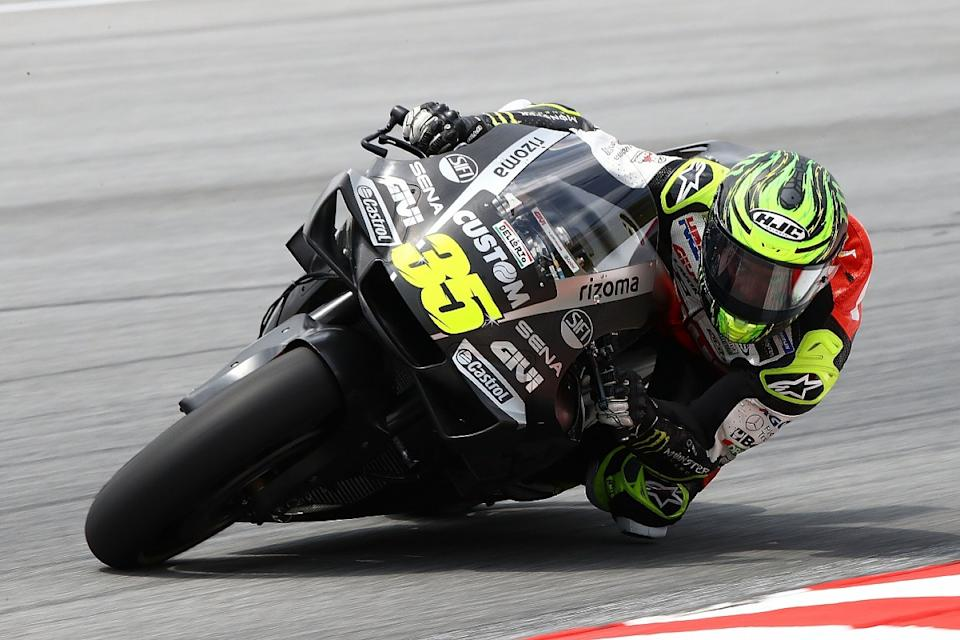 Crutchlow backtracks on 2020 retirement thoughts