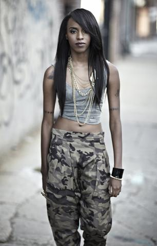 Angel Haze on 'Dirty Gold' and Her Hippie Aspirations