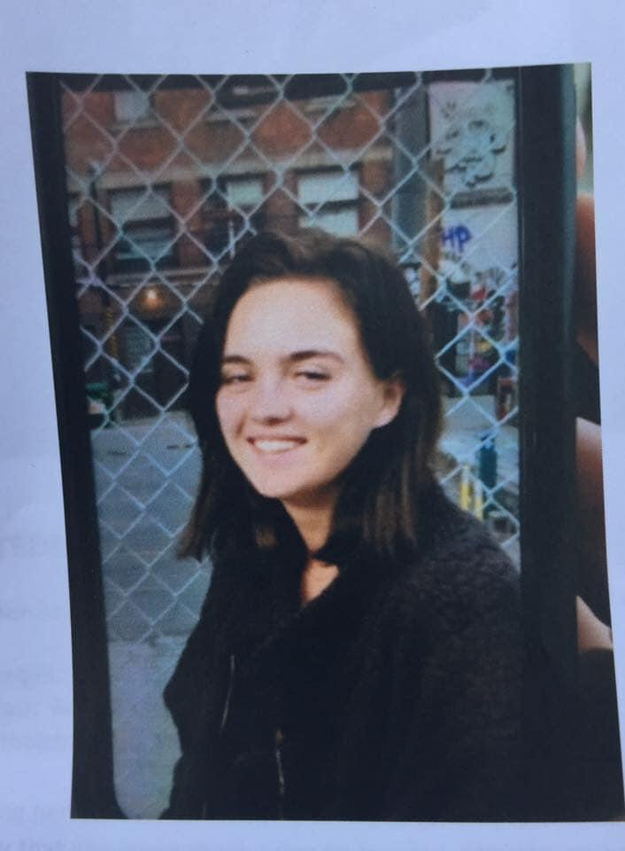 Picture of Shilanne Stedmances, the missing 22-year-old woman from Bowen Island, Canada.