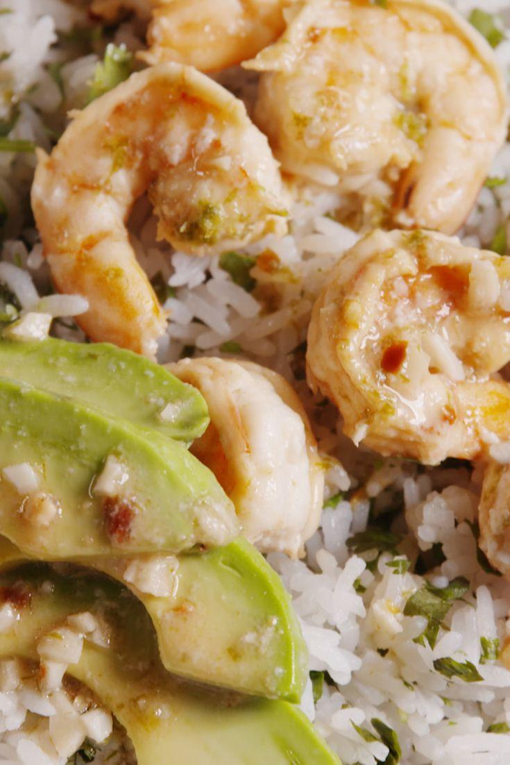 <p>Show Chipotle who's boss with homemade cilantro-lime rice.</p><p>Get the recipe from <span>Delish</span>.</p>