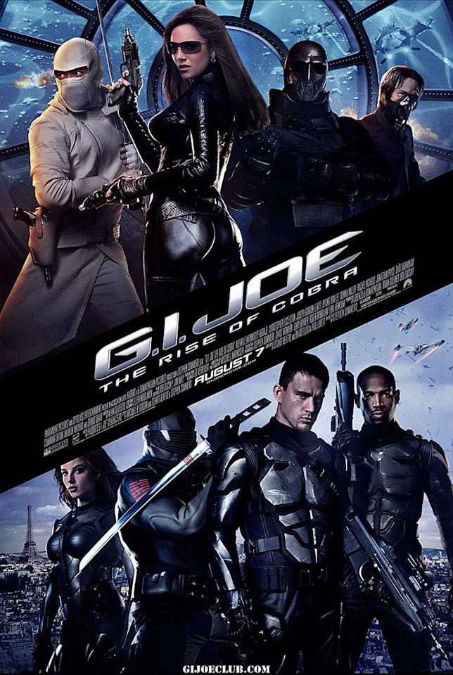 Paramount Pictures' 'G.I. Joe: Rise of Cobra' - 2009