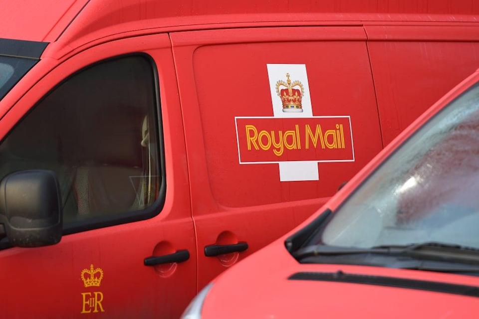 Around 20,000 seasonal workers to be recruited by Royal Mail and Parcelforce (Joe Giddens/PA) (PA Wire)