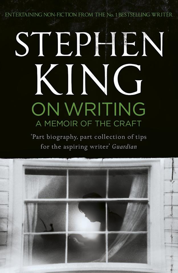 If you are looking to hone your writing skills and need some tips from the pros, I recommend you grab this book and read it once every month. It's part memoir and part writing class, but it's great if you aspire to be and writer or are a fan of Mr. Stephen King himself.