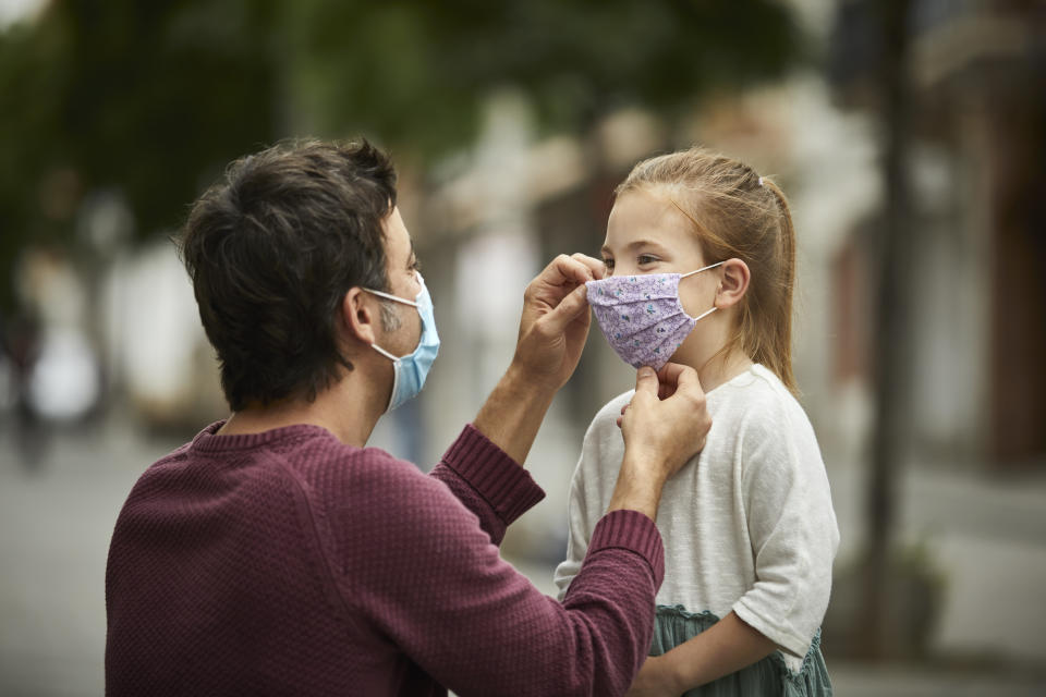 Several studies from Europe and Asia have suggested that young children are less likely to get infected and to spread the virus. (Getty Images)