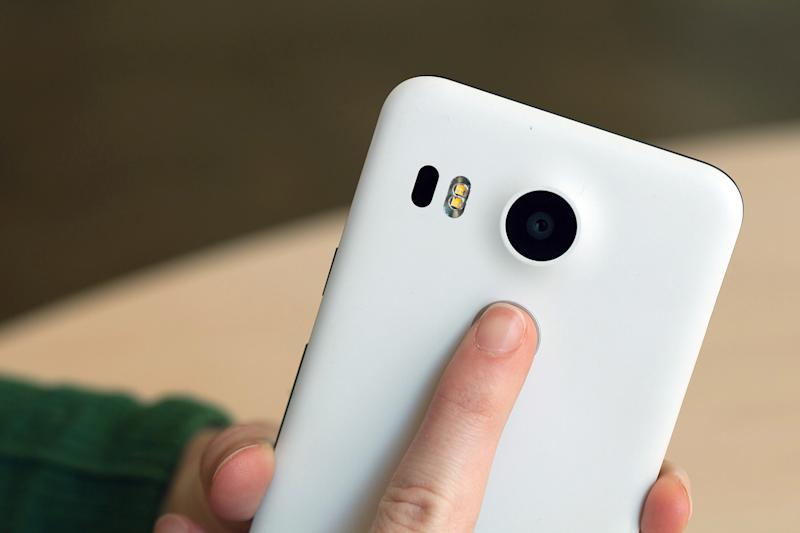 Nexus 5X and 6P owners report fingerprint sensor issues after update