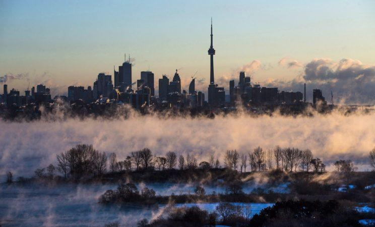 Toronto declared itself a sanctuary city in 2014. It reaffirmed the promise given the new U.S. administration's recent moves. Photo from The Canadian Press