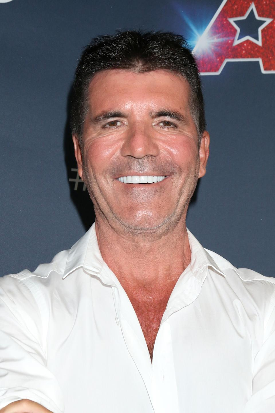 LOS ANGELES - SEP 18: Simon Cowell at the
