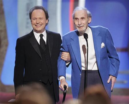 Comedian Sid Caesar is honored at the taping of the TV Land awards in Santa Monica