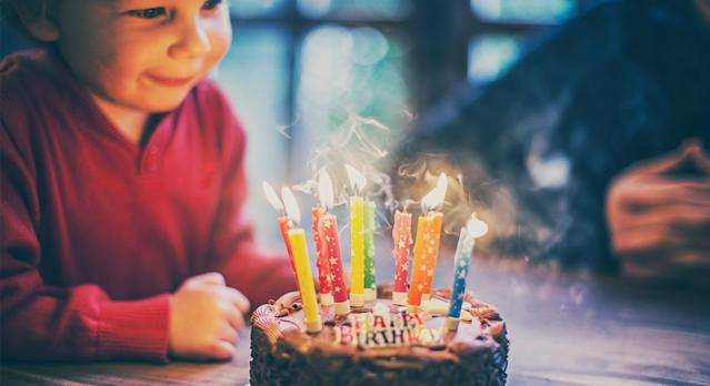 Whether you, or a loved one, are celebrating a birthday in quarantine, there are a selection of places to buy birthday cakes online. (Getty Images)