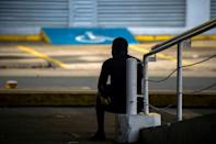Tens of thousands of migrants are stranded in Tapachula, which they say feels like a giant open-air prison (AFP/CLAUDIO CRUZ)
