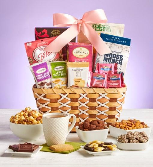 1-800 Baskets Mother's Day Treats Gift Basket