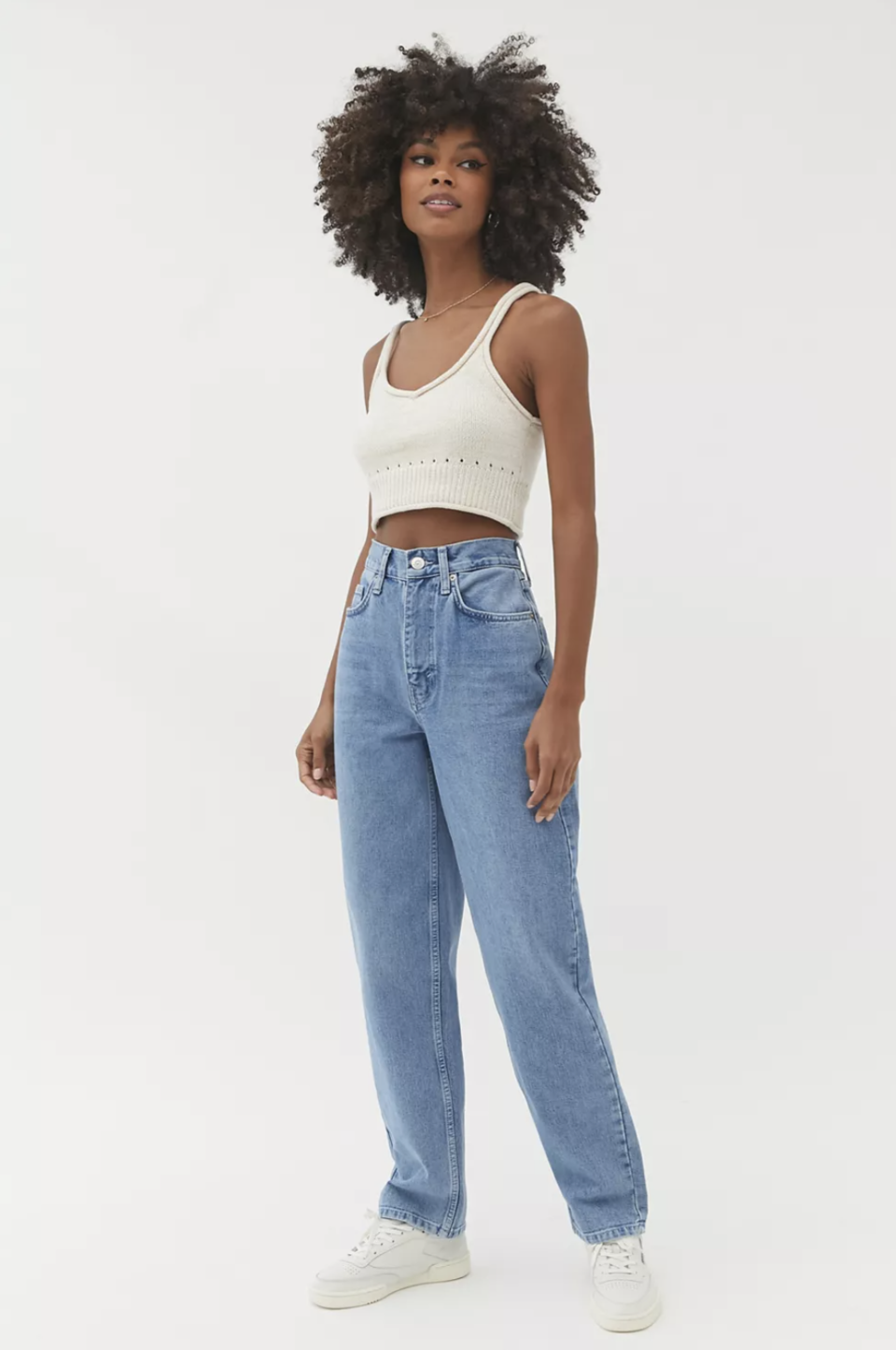 BDG High-Waisted Baggy Jean (Photo via Urban Outfitters)
