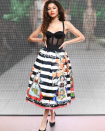 <p>As always, Zendaya was a style hit in a full Sicilian look by Dolce & Gabbana.<br><i>[Photo: Instagram/dolcegabbana]</i> </p>