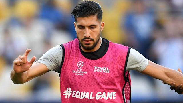 Emre Can's four-year stay at Liverpool is coming to an end after he arrived in Turin for his medical at Juventus.