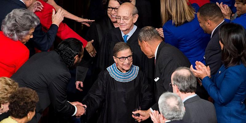 The Great Dissenter: The Judicial Legacy of Ruth Bader Ginsburg