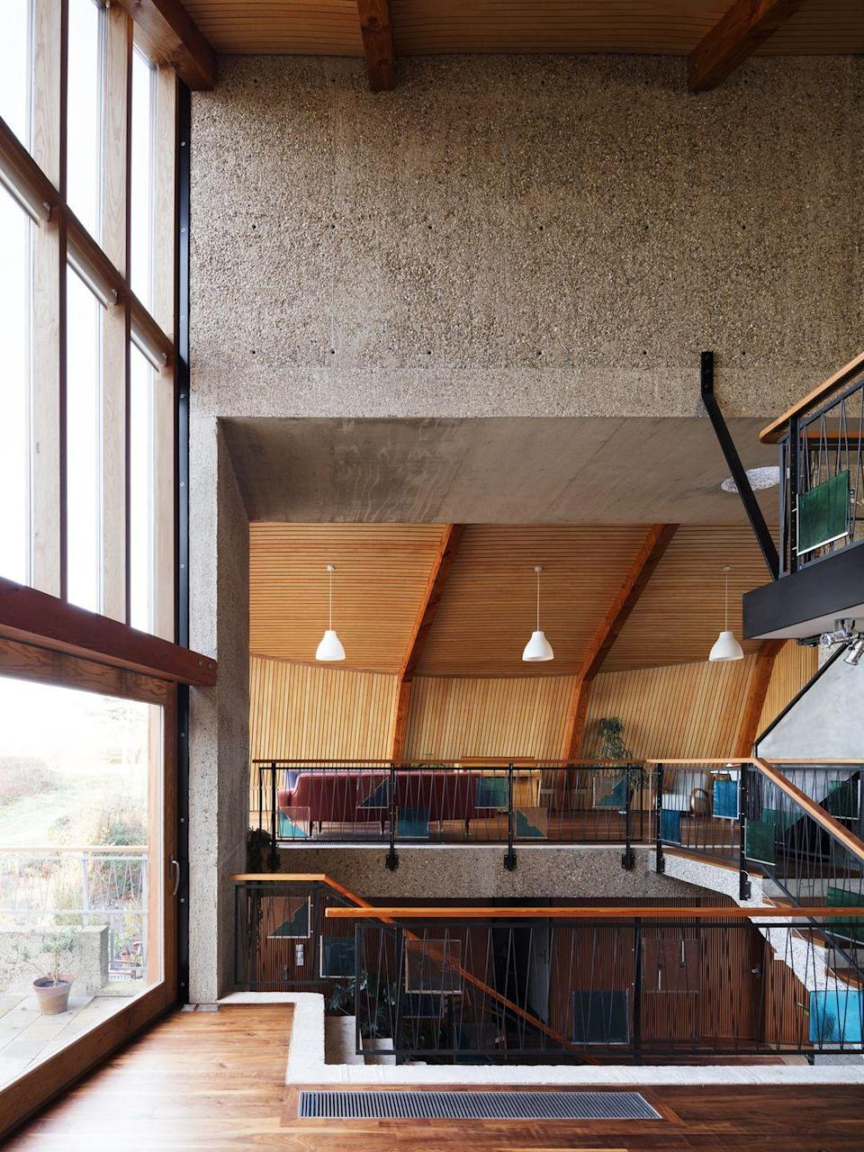 """<p>With architects Meredith Bowles and Ian Bramwell at the helm, this practice is adept at creating properties with striking silhouettes and intelligent use of materials. It has even collaborated with superstar architects Atelier Peter Zumthor and MVRDV for the Living Architecture holiday homes.</p><p><strong>They say </strong>'We design houses that are contemporary, with an interest in materials and vernacular architecture, often finding dramatic solutions.' <a href=""""https://www.molearchitects.co.uk/"""" rel=""""nofollow noopener"""" target=""""_blank"""" data-ylk=""""slk:molearchitects.co.uk"""" class=""""link rapid-noclick-resp"""">molearchitects.co.uk</a></p>"""