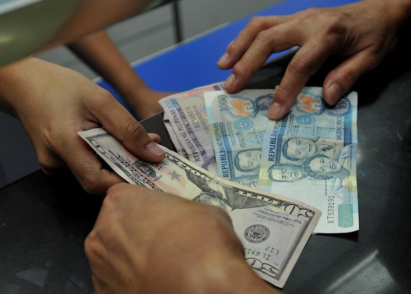 Philippine Peso S Resilience Is A Risk