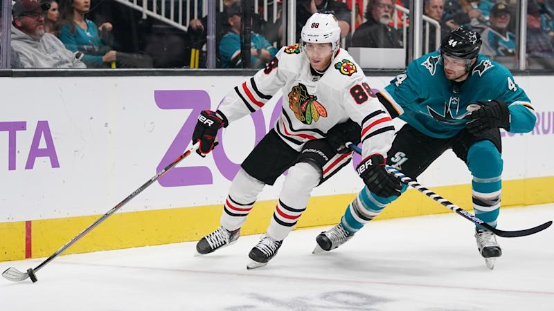 Blackhawks Talk Podcast: One step forward, then two steps back as Blackhawks fizzle out on California road trip