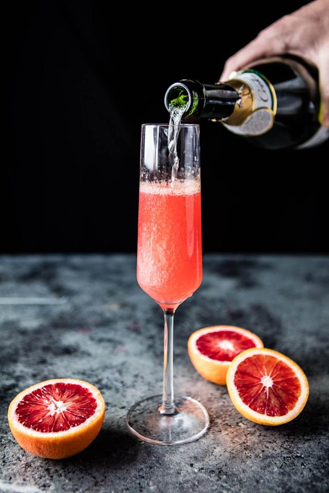 """<p><strong>Get the recipe: </strong><a href=""""https://www.halfbakedharvest.com/blood-orange-champagne-mule/"""" target=""""_blank"""" class=""""ga-track"""" data-ga-category=""""Related"""" data-ga-label=""""https://www.halfbakedharvest.com/blood-orange-champagne-mule/"""" data-ga-action=""""In-Line Links"""">blood orange Champagne mule</a></p>"""