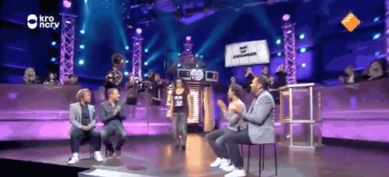 This Dutch Game Show Asked Men to Decide If a Woman Was Fat or Pregnant